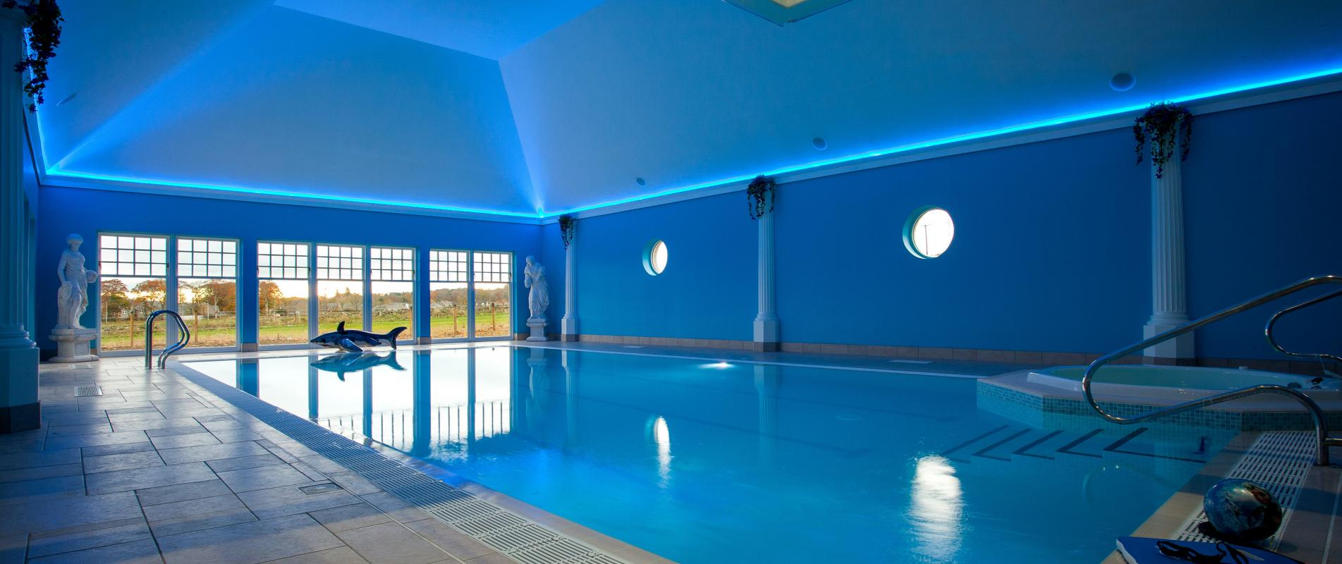 Swimming Pool Sauna Steam Room And Spa Pool Installers
